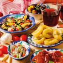 De tapas y aperitivos por Andalucía