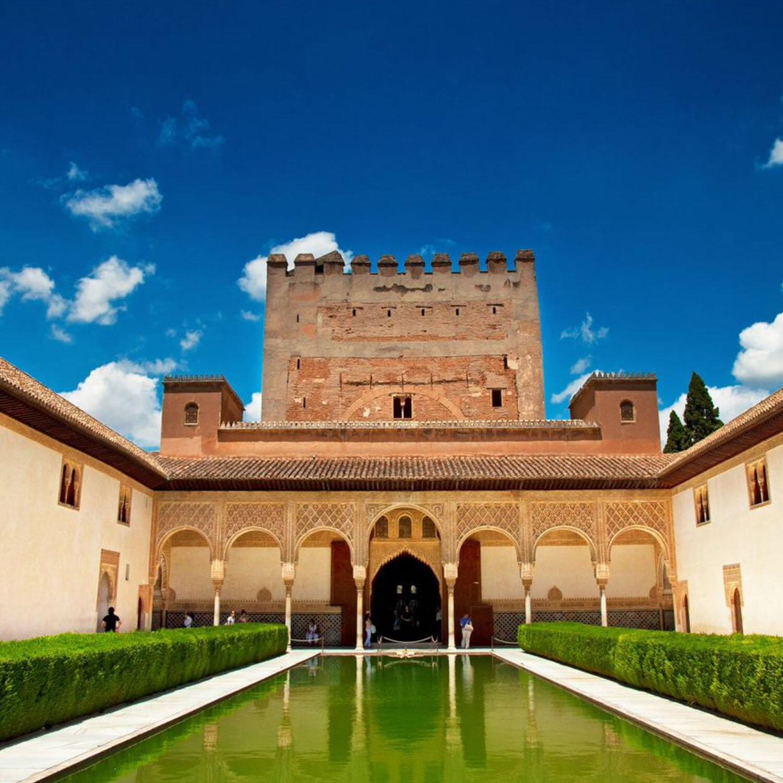 Visita guiada en Granada: Alhambra y Palacios Nazaríes