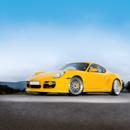 Conduce un Porsche con Formula GT