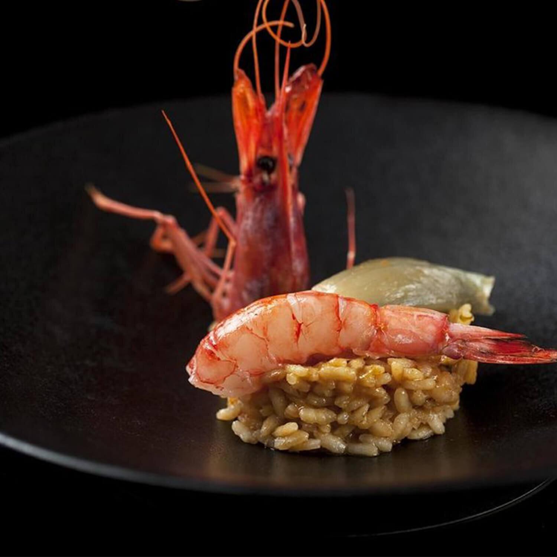 1 cena de alta cocina en Catalunya