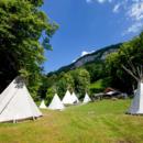 Pausa insolita: 1 notte in una caratteristica tenda Tipi
