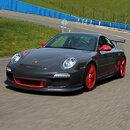 Pilotage de Porsche sur le circuit de Montlhéry