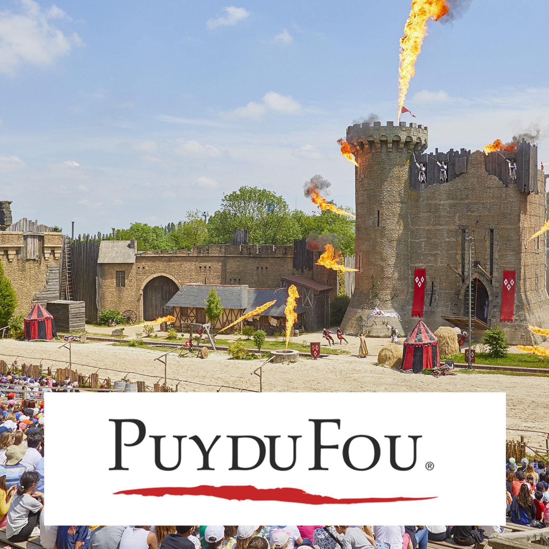Puy du Fou - Séjour famille 2 jours / 1 nuit hôtel « Le Grand Siècle »