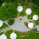 Emozioni ancestrali: 1 notte in una suggestiva tenda Tipi in Svizzera