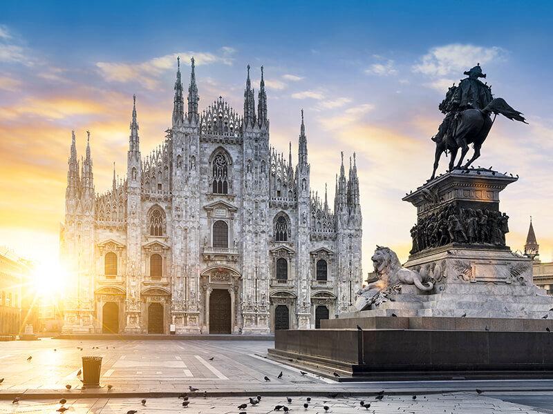 Cofanetto regalo Soggiorno a Milano - Smartbox