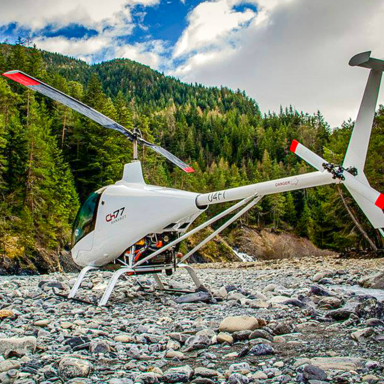 Vol sur mesure en hélicoptère d'1h en Savoie