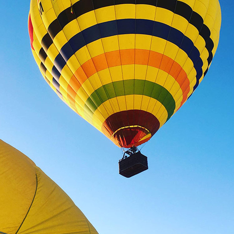 1 paseo en globo sobre Antequera (1h) para 1 persona
