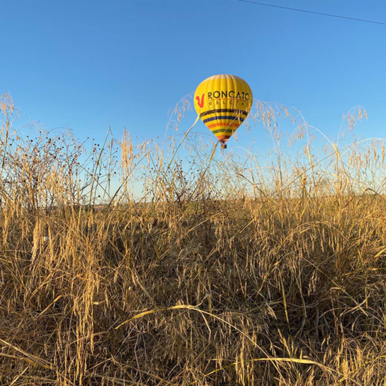 1 paseo en globo sobre Antequera (1h) para 2 personas