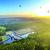 Vol panoramique en montgolfière