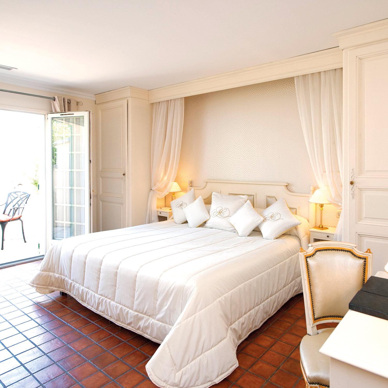 Séjour de luxe avec dîner gastronomique et spa en Provence