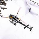 Sul Tetto d'Europa: volo di 30 min in elicottero sul Monte Bianco da Les Arcs