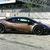 Lamborghini su pista