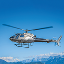 Survol du mont Blanc en hélicoptère pendant 30 minutes depuis Megève