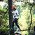 Höghöjdsbana och zipline