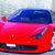 Ferrari su strada