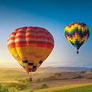 Emozionante volo sulla Francia in mongolfiera per 2 persone