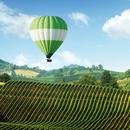 Piemonte, Toscana o Lombardia in mongolfiera: 1 volo per 2 persone