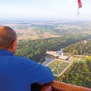 Esclusivo volo in mongolfiera per 2 sul Castello di Chenonceau, in Francia
