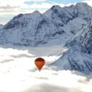1 volo in mongolfiera sulle Alpi