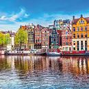 3 jours d'enchantement pour découvrir Amsterdam : 2 nuits avec petits déjeuners pour 2