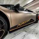 Al volante di una Lamborghini Huracán EVO: 2 giri a tutto gas sul Circuito di Vairano
