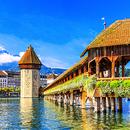 Il meglio della Svizzera: 1 notte in hotel di lusso con cena