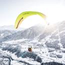 Suggestivo volo in parapendio di 20 minuti sulle Alpi svizzere per 1 persona