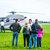 Gyropode et vol en hélicoptère