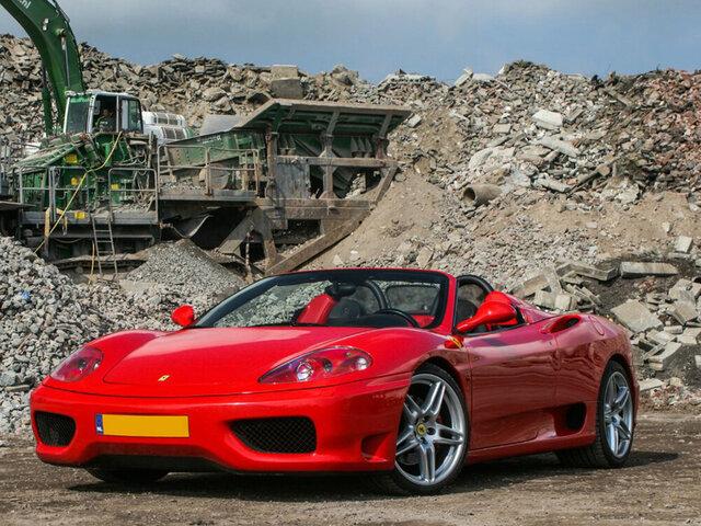 Rijden Met Een Ferrari Puur Avontuur Actie Cadeaubonnen