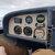 Flyglektion i ett segelflygplan