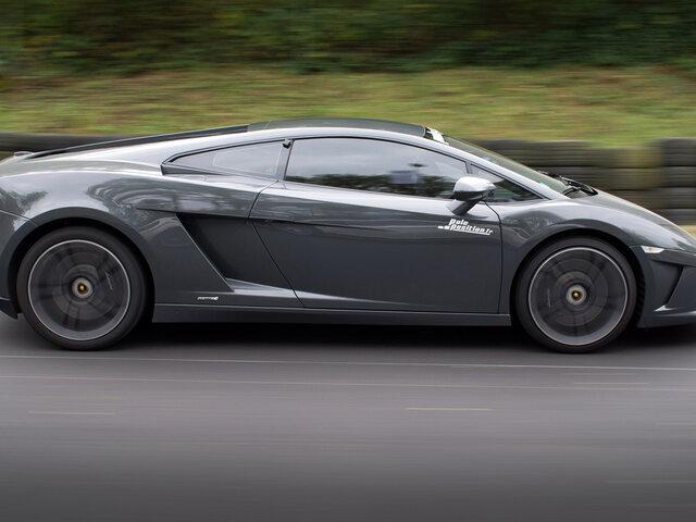 Rijden In Een Lamborghini Gallardo Lp560 Extreme Sensaties