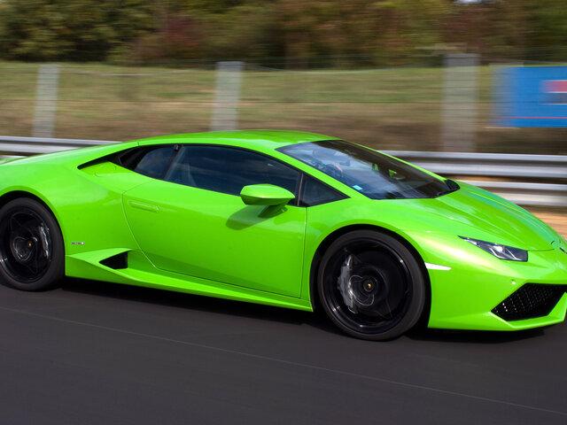 Rijden In Een Lamborghini Huracan Extreme Sensaties