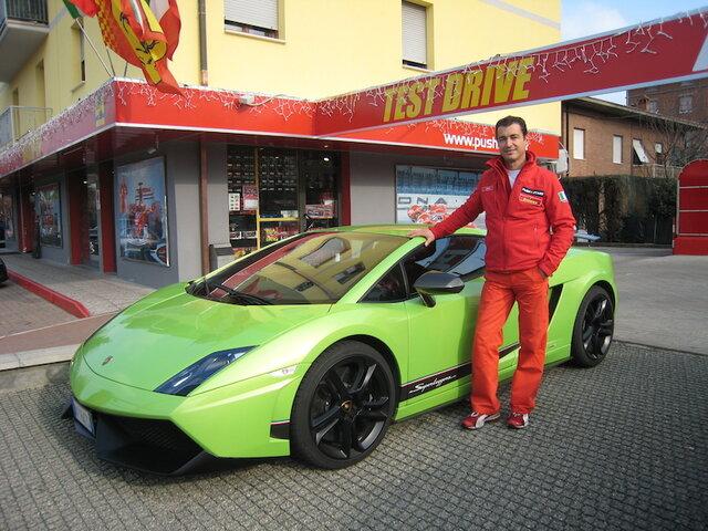 Rijden Met Een Lamborghini Superleggera Happy Birthday