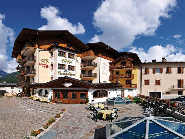 Cavallino Lovely Hotel**** - Relax da sogno in Trentino ...