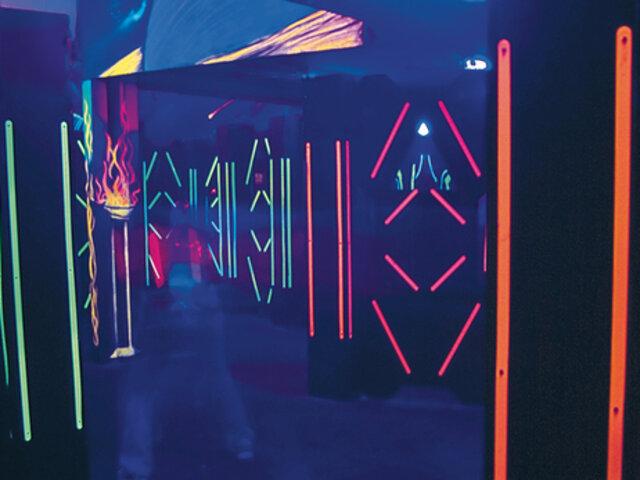 Laser Game Joyeux Anniversaire Multi Themes