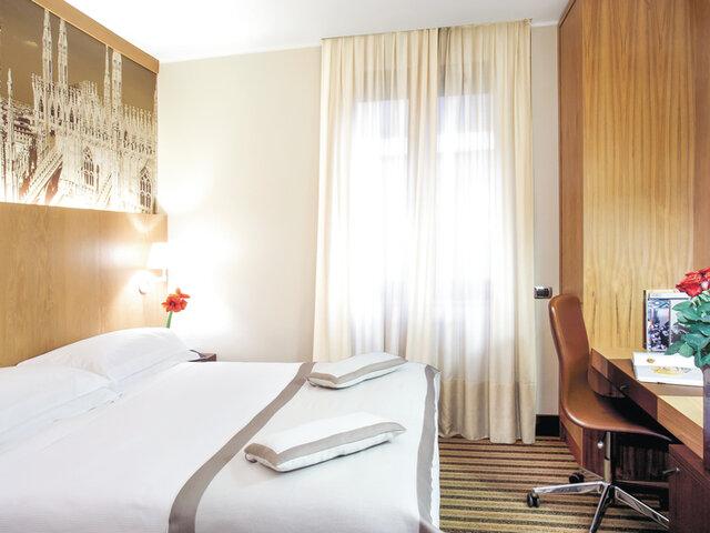Starhotels Ritz**** - Soggiorno a Milano - Soggiorni - Nostri Smartbox