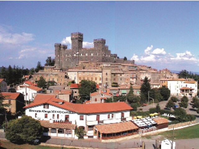 Albergo Ristorante Nuovo Castello*** - 3 giorni da assaporare ...