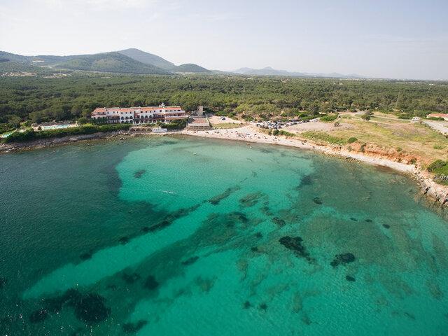 Hotel Punta Negra**** - Soggiorno in Sardegna - Soggiorni ...