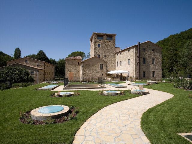 Borgo Hotel le Terre del Verde**** - Soggiorno in Umbria - Soggiorni ...