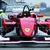 Monoposto Formula 2 su pista